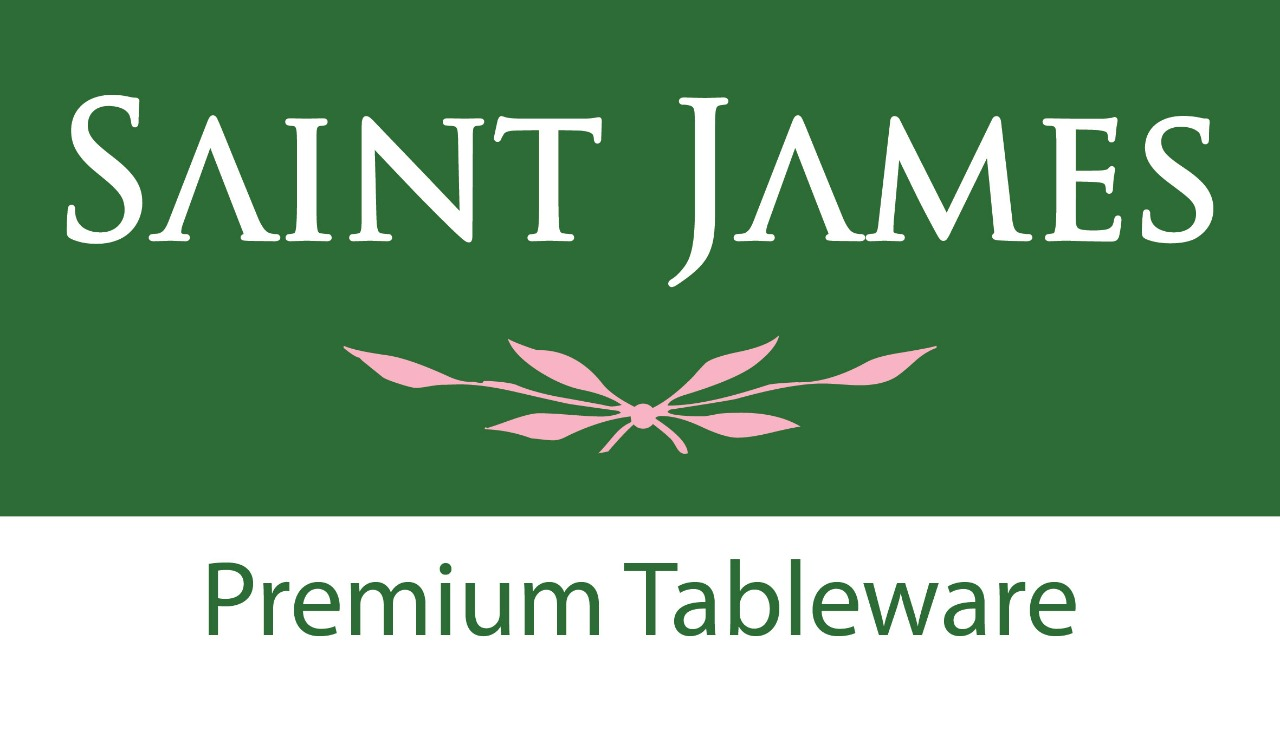 saint james, premium tableware